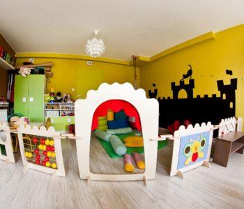 Baby Club Cafe - kącik zabaw dla dzieci