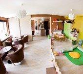 Baby Club Cafe - wnętrze klubokawiarni