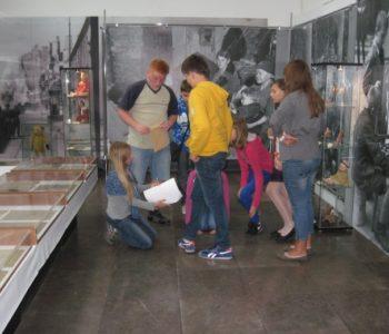 Muzeum Tradycji Niepodległościowych - lekcja muzealna