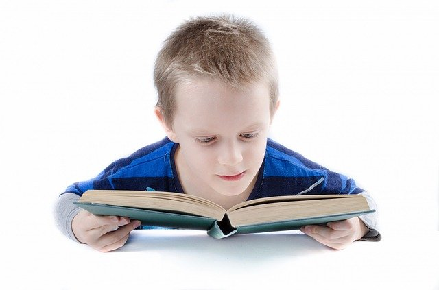 Książka, Dziecko