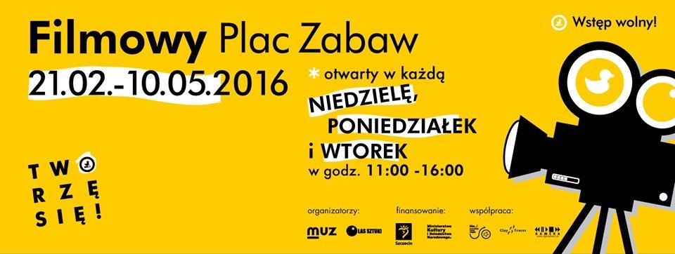 Filmowy Plac Zabaw w Szczecinie
