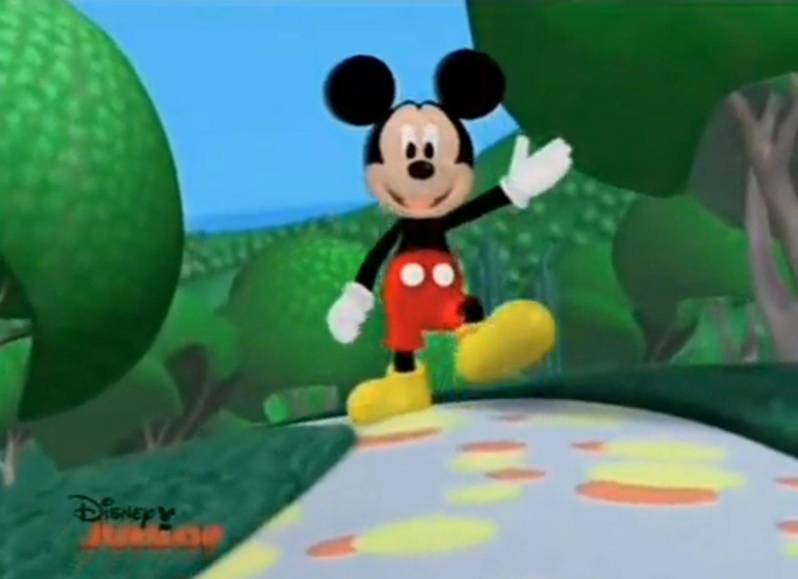 Klub Przyjaciół Myszki Miki – Goofy Opiekun