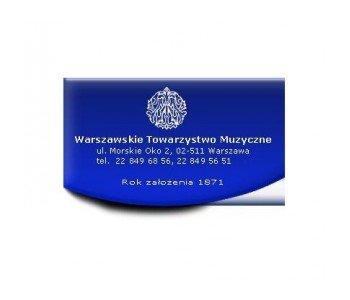 warszawskie towarzystwo muzyczne logo