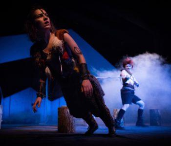 teatr pinokio ronja córka zbójnika
