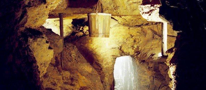 Kopalnia rud srebronośnych w Tarnowskich Górach