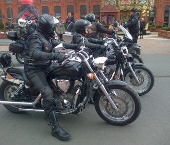 Motoserce 2016 - akcja zbiórki krwi na rozpoczęcie sezonu motocyklowego