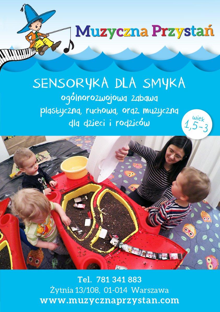 muzyczna przystan_sensoryka_ dla smyka Warszawa