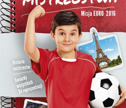 Biało czerwone mistrzostwa książka na euro 2016 o piłkarzach
