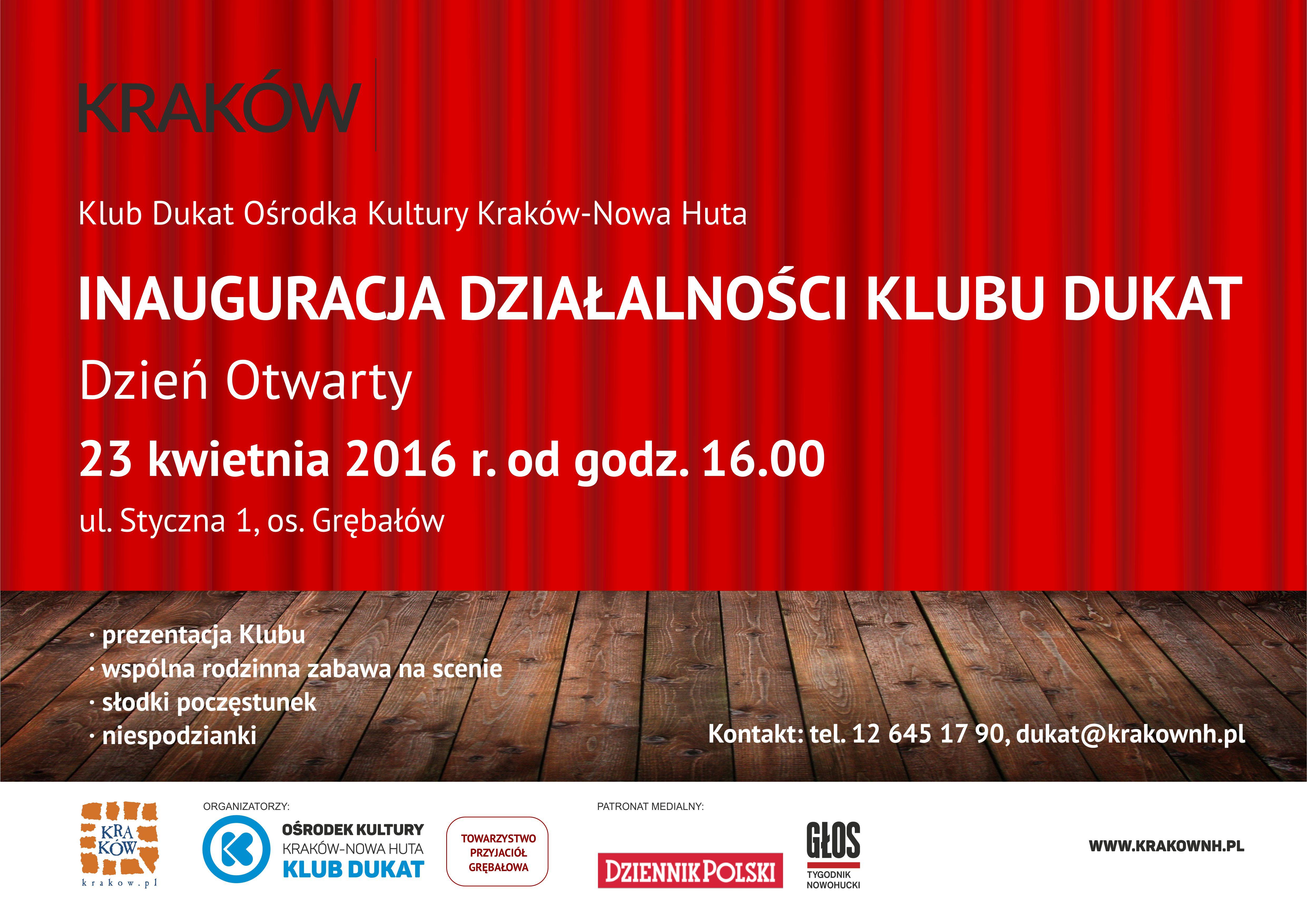 Klub Dukat w Krakowie