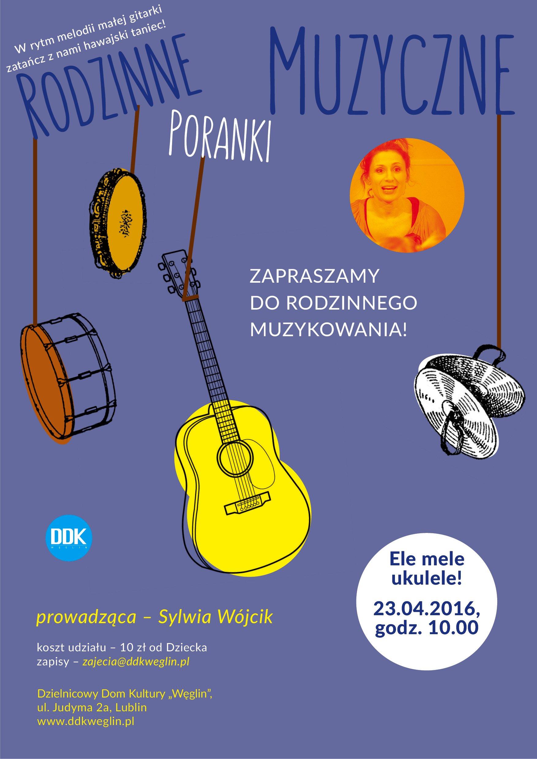 Zajęcia muzyczne dla dzieci w Lublinie