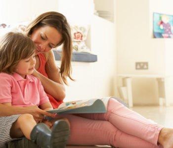 Bajkoterapia. Czytanie dziecku bajek