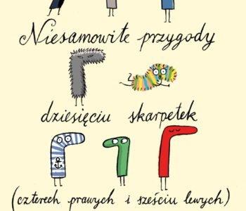 Zwycięzca konkursu Przecinek i Kropka – najlepsza książka dziecięca 2015