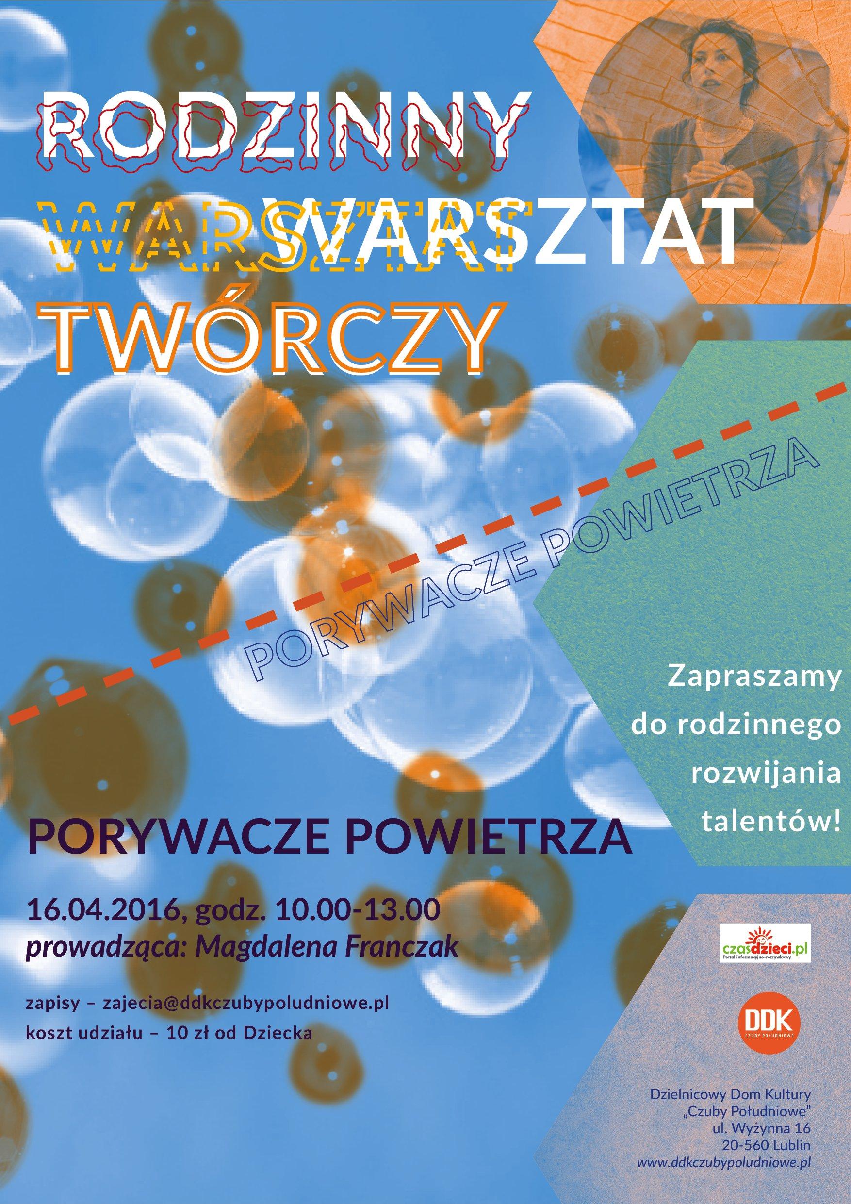 Warsztaty w Lublinie