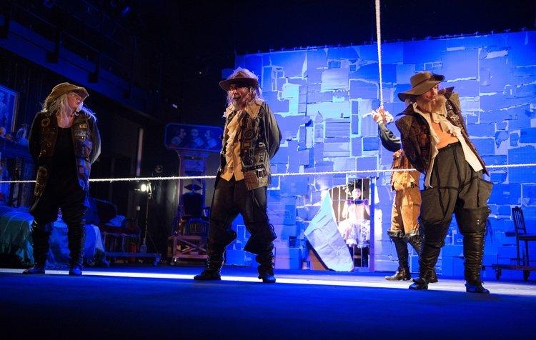 Trzej Muszkieterowie - spektakl w Opolu