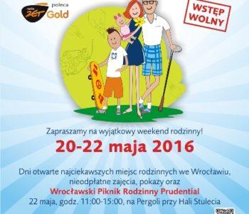Wrocławskie Dni Rodzinne Prudential