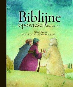 Biblijne opowieści wydawnictwo bernardinum dzieciom
