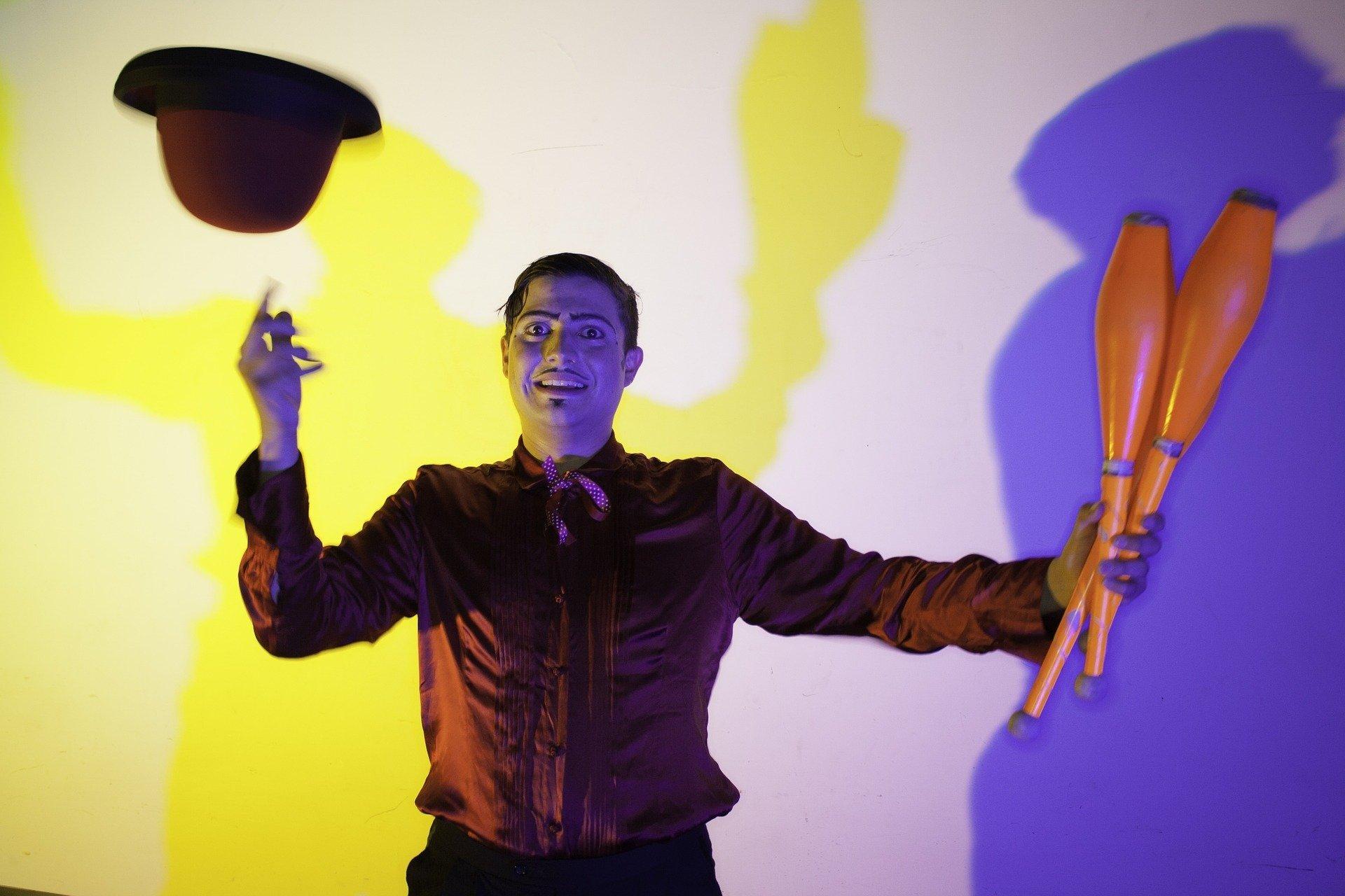 Warsztaty cyrkowe – nauka i zabawa