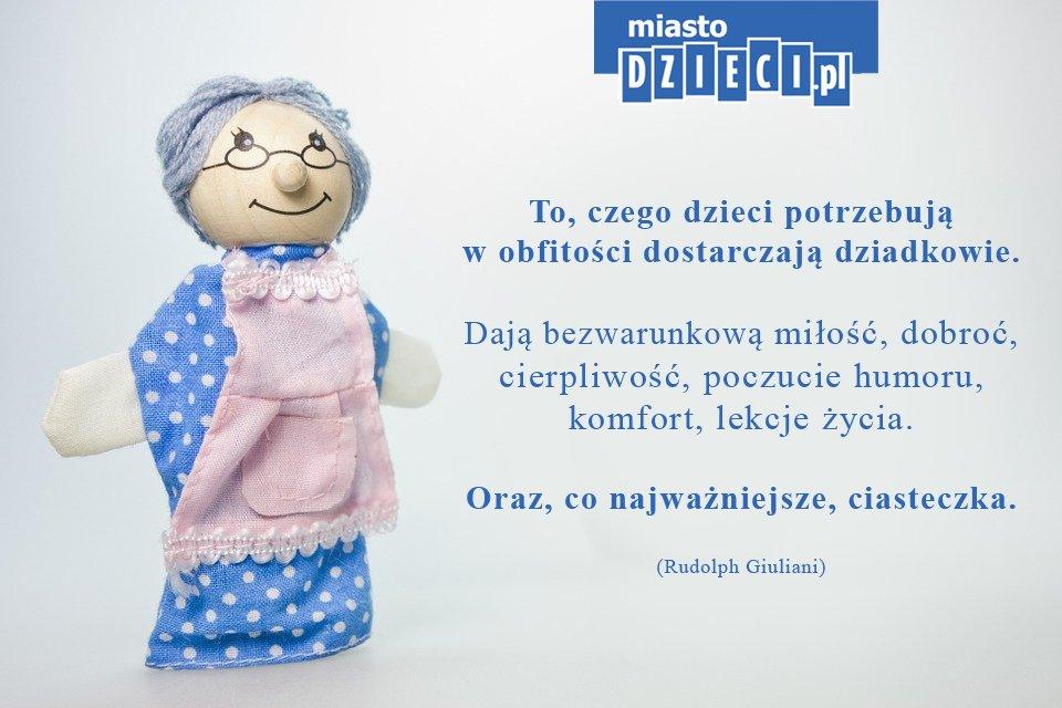 Cytaty na Dzień Babci. Życzenia dla babci