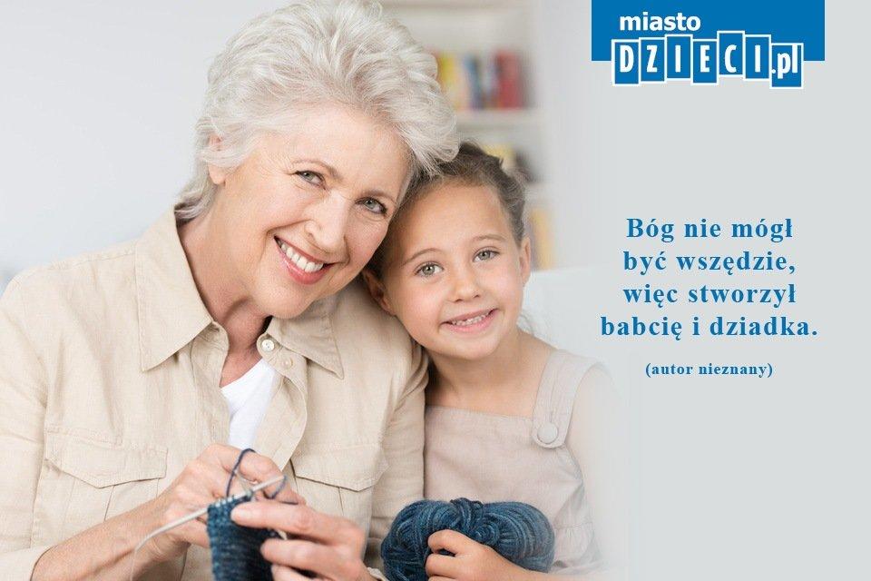życzenia dla babci i dziadka. Cytaty o babci