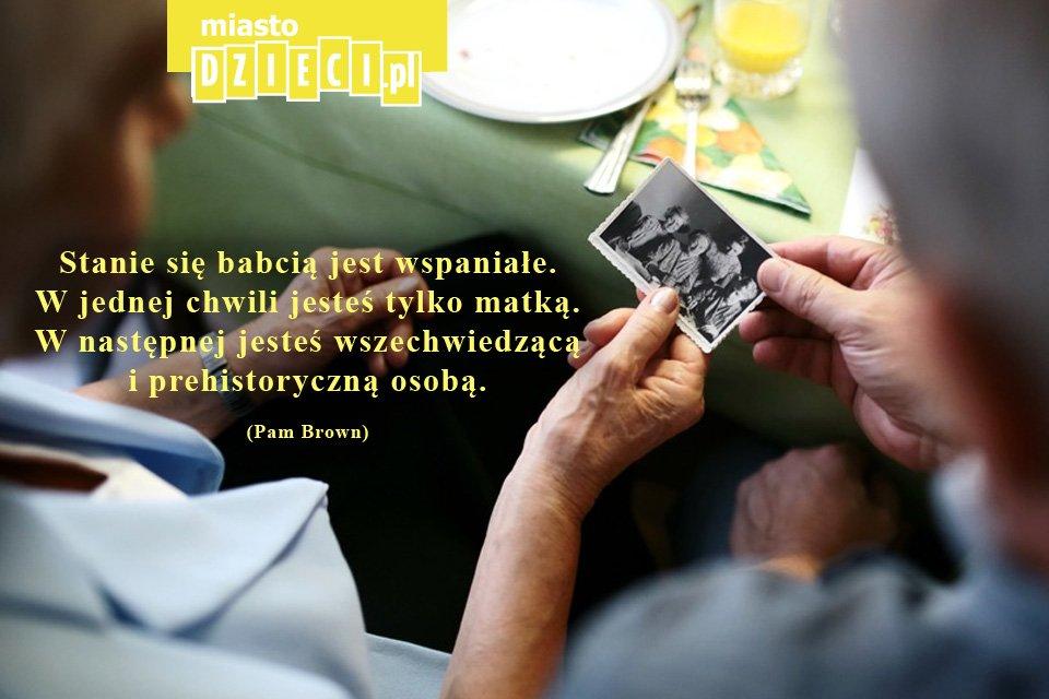 Cytaty o Babci. złote myśli na dzień babci i dziadka