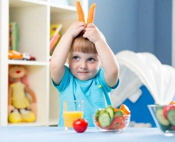 Dieta dziecka w upalne dni