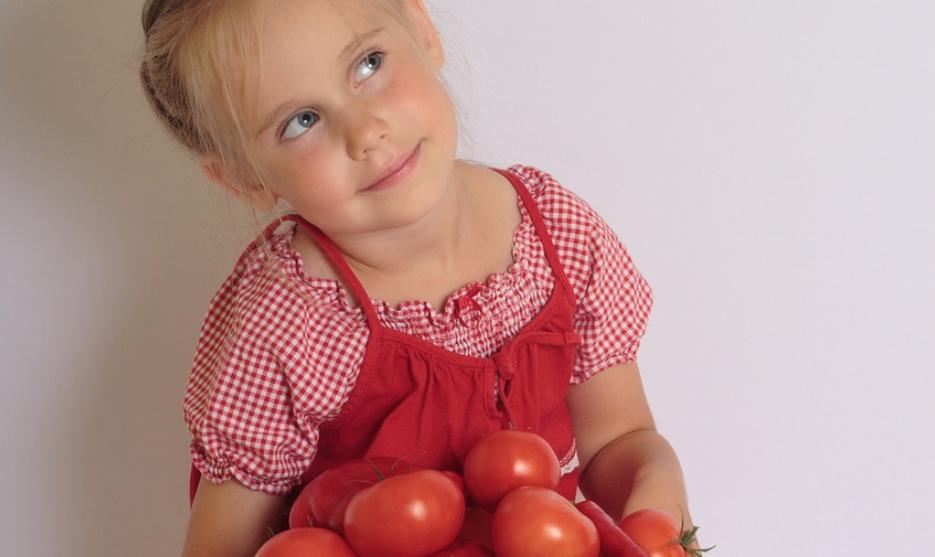 Zachęcić dzecko do jedzenia warzyw