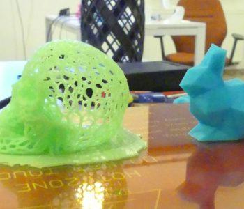 Wydruki 3D - warsztaty projektowania i drukowania 3D