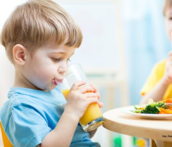 Dziecko nie chce jeść warzyw warzywa i dzieci