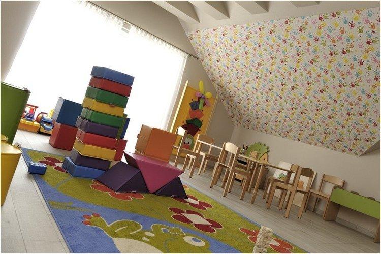 Sala zabaw - apartamenty Czarna Góra w Kotlinie Kłodzkiej