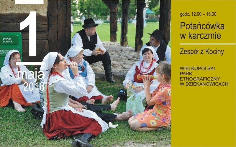 Majówka w Wielkopolskim Parku Etnograficznym w Dziekanowicach