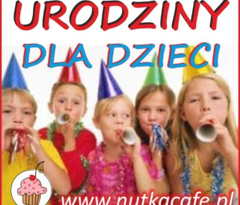 Urodziny w Nutka Café