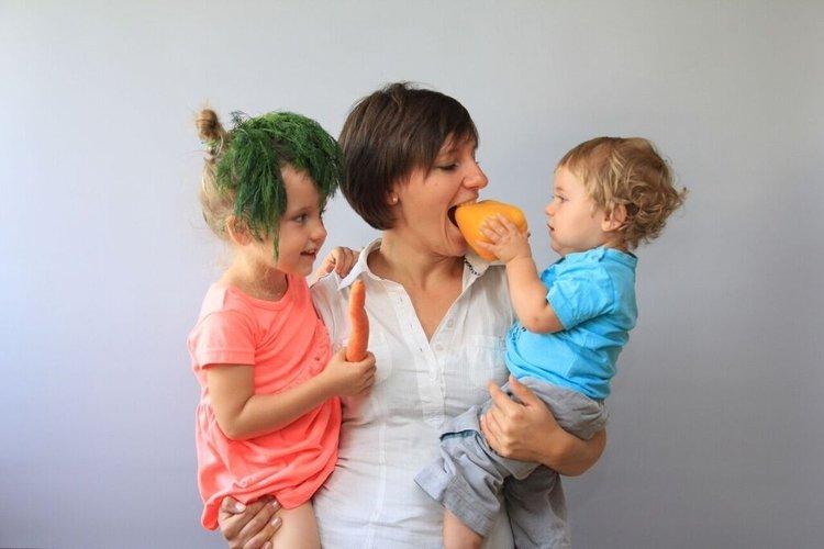 Niejadki i łakomczuszki – czyli SOS dla strapionych rodziców