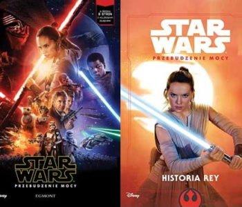 Star_Wars_Przebudzenie mocy książka wydawnictwa Egmont