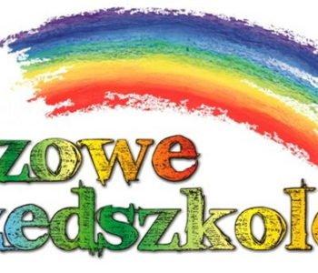 tęczowe przedszkole logo