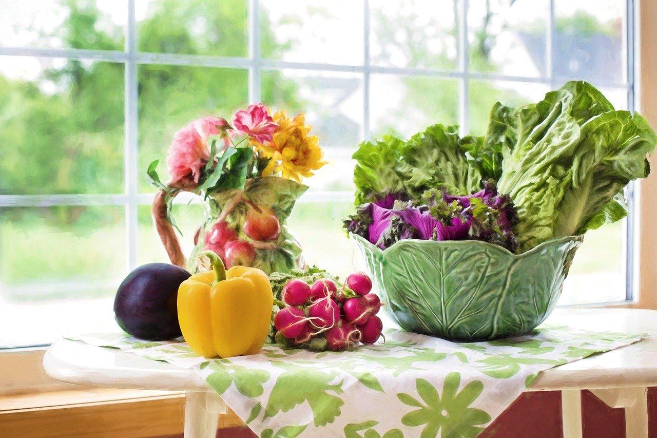 warzywa pixabay