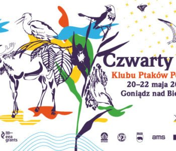 Czwarty Zlot Klubu Ptaków Polskich 2016 w Goniądzu