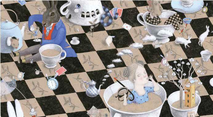 Alessia Bravo, Włochy nadbałtyckie Spotkania ilustratorów