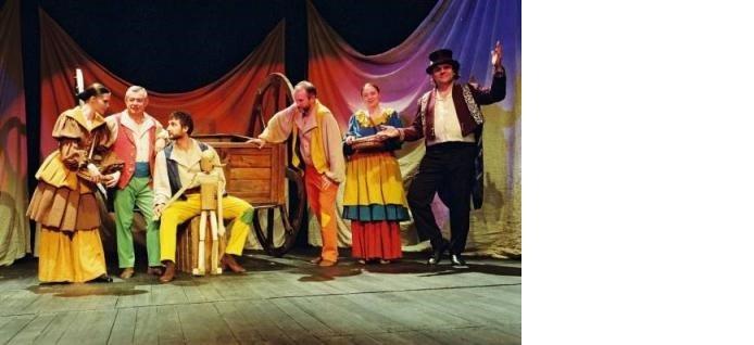 Pinokio w Białostockim Teatrze Lalek