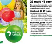 Magiczny Świat Balonów w Zielonych Arkadach w Bydgoszczy