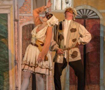 Teatr Praska 52 – Repertuar na styczeń 2018. Gino i Suzi. Komedia familijna