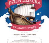 Dzień Dzicka w Katowicach