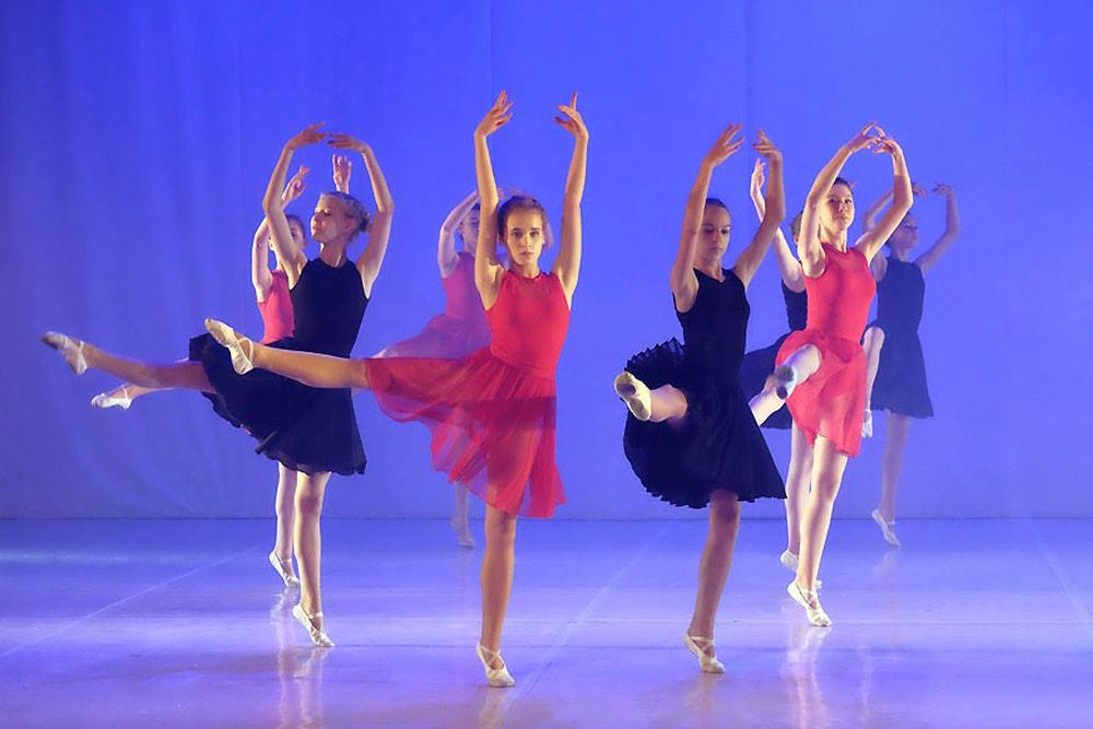 balet w NCK Krakow