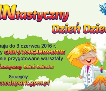 Dzień Dziecka 2016 warsztaty EduPark Gdańsk Piecki Migowo