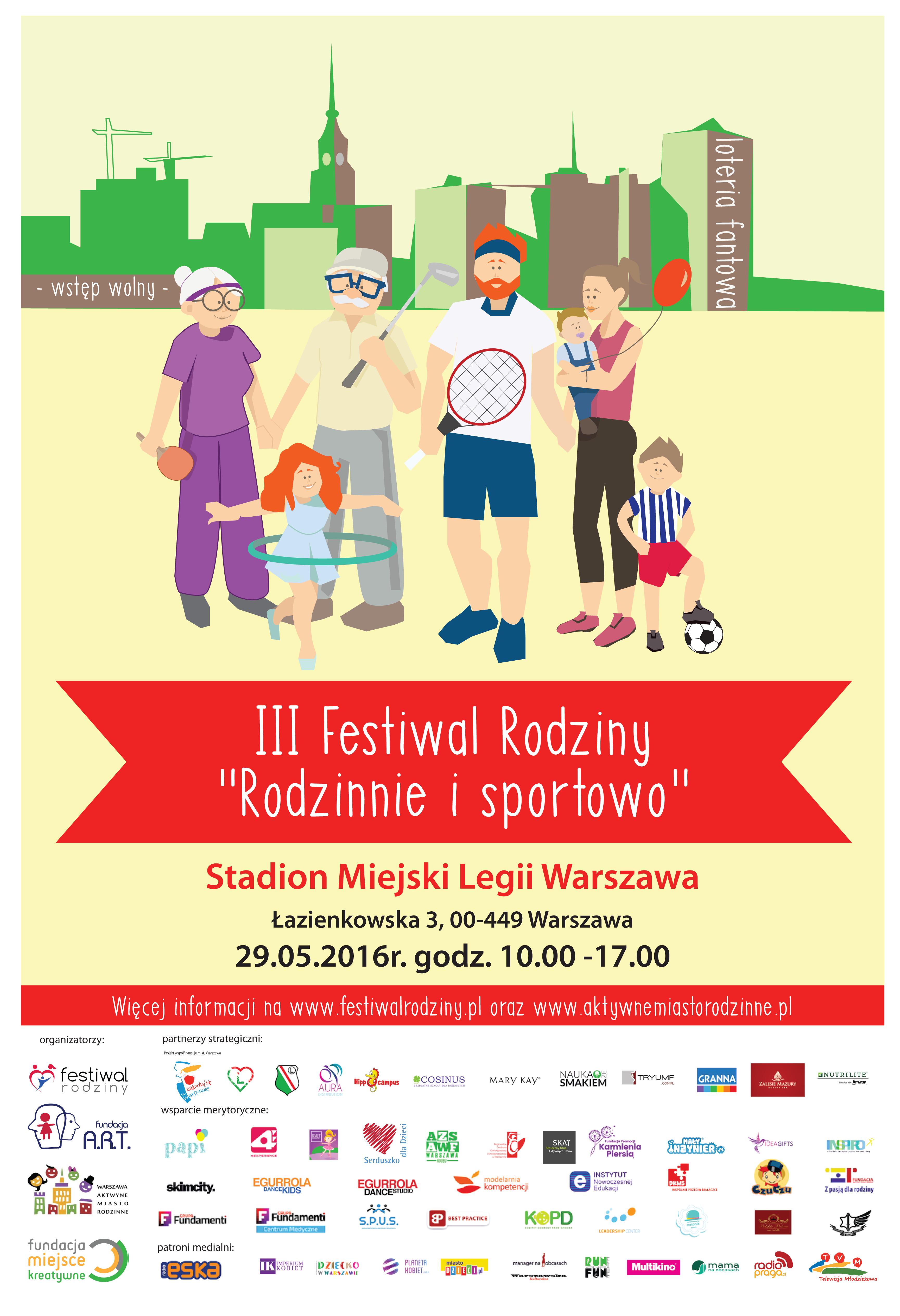 Dzień DZiecka Stadion Legii Warszawa 2016