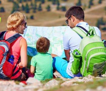 Podróże z dziećmi to wyzwanie dla rodziców Wydawnictwo Zielona Sowa