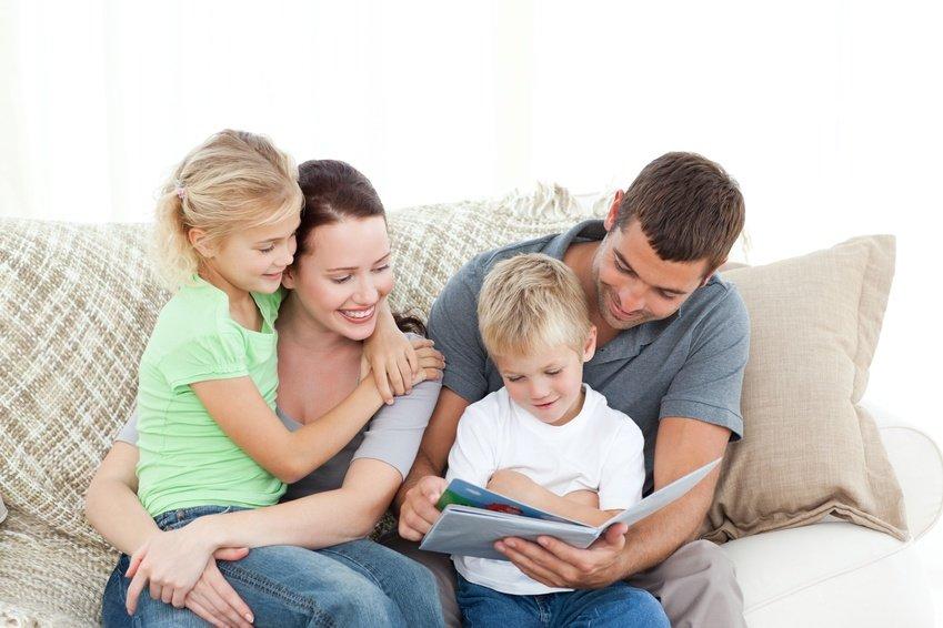 Zachęcenie dziecka do czytania Wydawnictwo Zielona Sowa