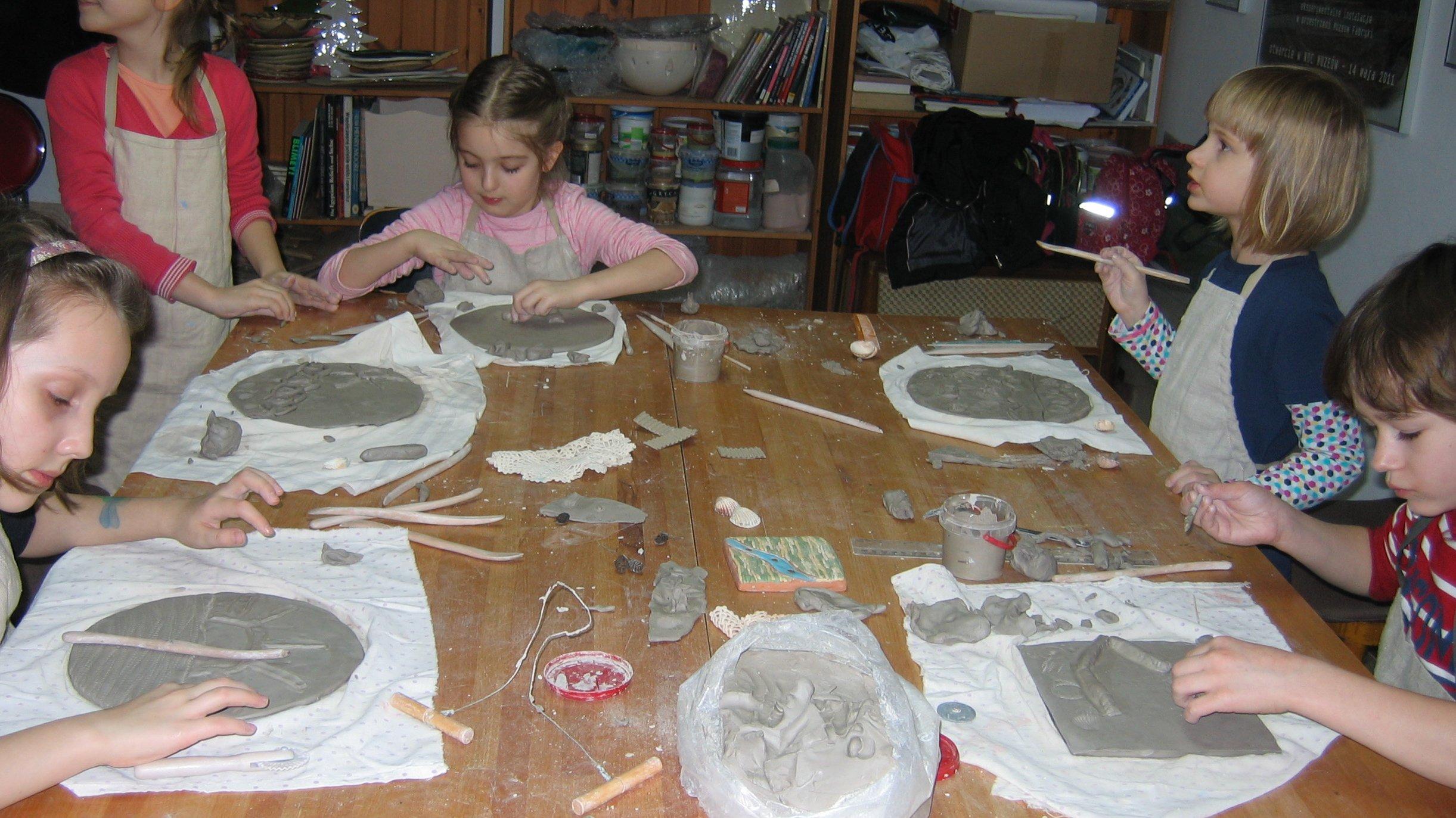 Warsztaty ceramiczne w pracowni Indica Studio
