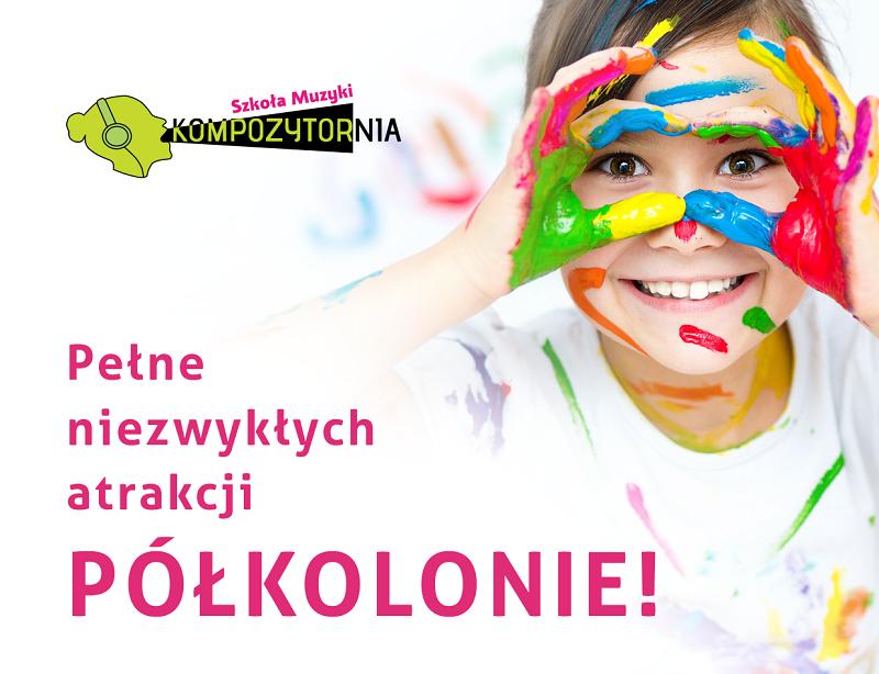 Półkolonie dla dzieci w Poznaniu