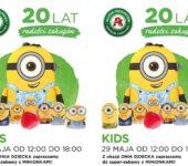 Przyłącz się do zabawy z Minionkami w Białymstoku