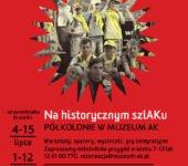 Pólkolonie w Muzeum AK w Krakowie